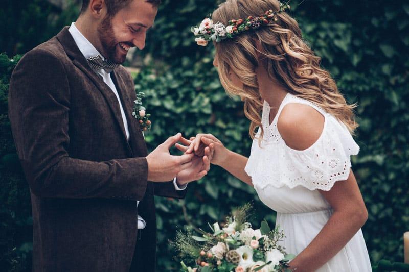 Heiraten im Grünen auf der Schwäbischen Alb